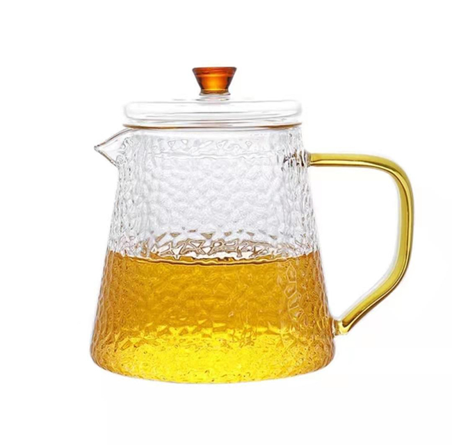 Glass Teapot GTP0319