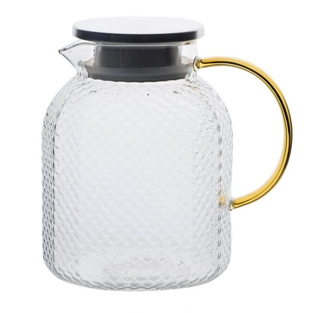 Glass Carafe 1600ml,GCF0702